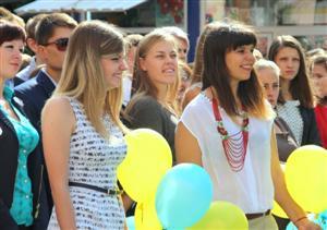 У Полтавській державній аграрній академії відбулося свято 1 вересня