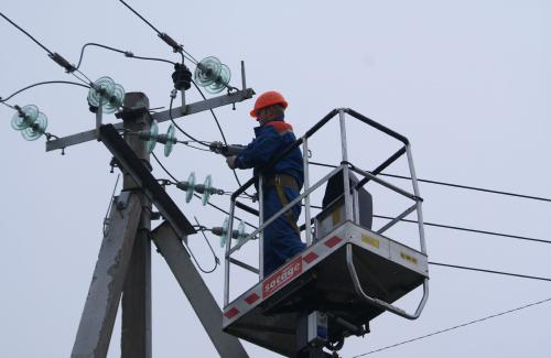 На Полтавщині переглянуть існуючі графіки відключення електропостачання