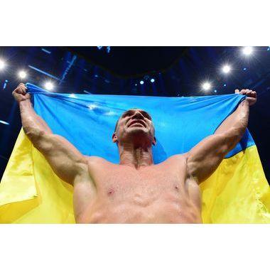 Владимир Кличко занял второе место рейтинга боксеров вне зависимости от весовой категории