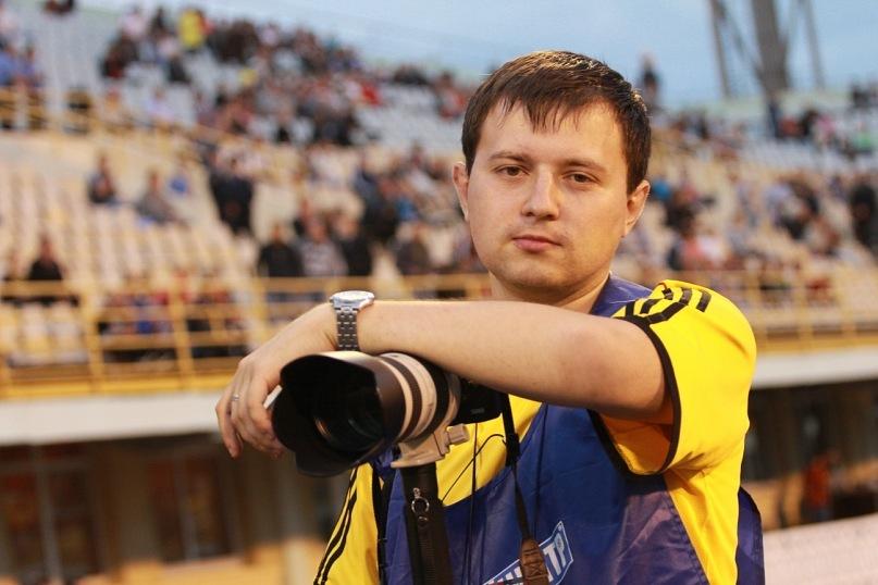 Полтавський фотограф став призером Всеукраїнського конкурсу спортивної фотографії