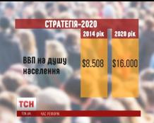 """Про """"Стратегію-2020"""" розповіли слухачам найпрестижнішого вишу країни."""